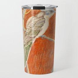 Great Spotted Cuckoo Travel Mug