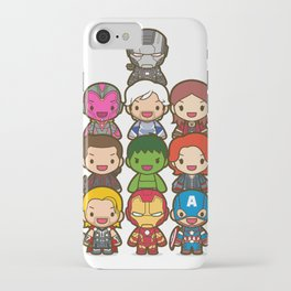 Assemble! iPhone Case