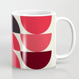 Red Bowls Coffee Mug
