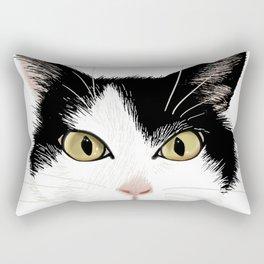 Domestic Cat Rectangular Pillow
