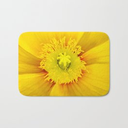 Iceland Poppy Bath Mat