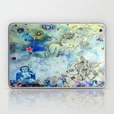 The Small World Experiment Laptop & iPad Skin