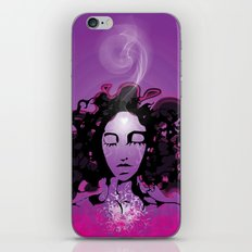 Better Place iPhone & iPod Skin