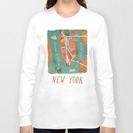 I love NY Long Sleeve T-shirt