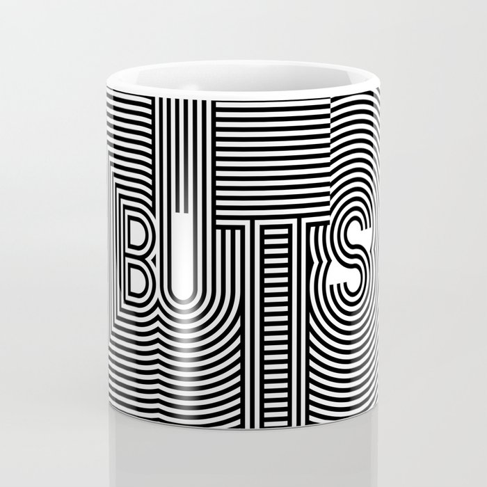 BUTTS Coffee Mug