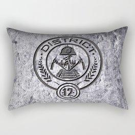 HG- DISTRICT 12 Rectangular Pillow