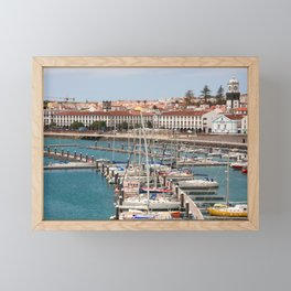 Ponta Delgada Framed Mini Art Print