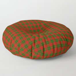 Drummond Tartan Floor Pillow