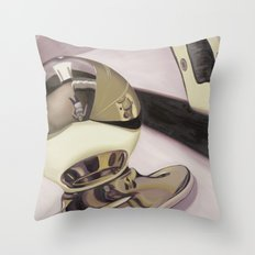 Doorknob #3 Throw Pillow