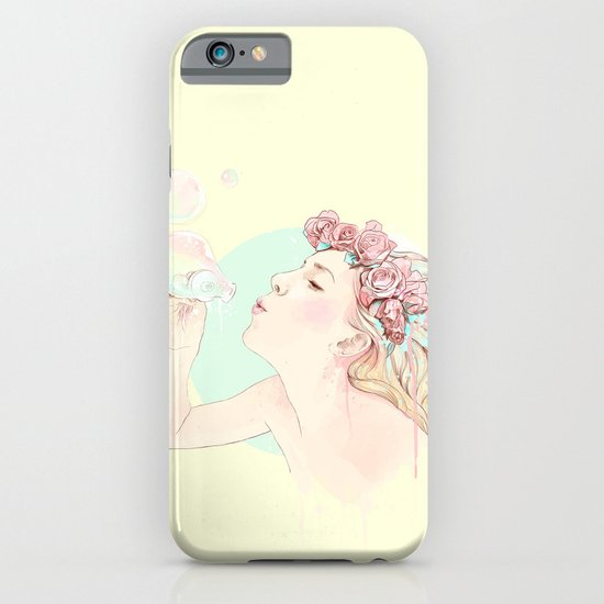 Bubbles iPhone & iPod Case