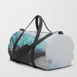 Beach Graffiti Duffle Bag