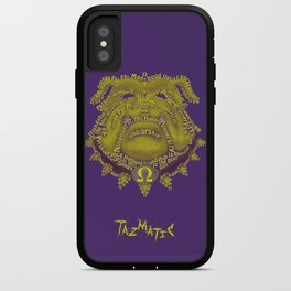Omega Psi Phi iPhone Case