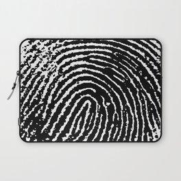 Fingerprint Laptop Sleeve