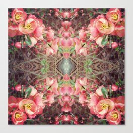 ~°* Ignescent ●° Ivy *°~ Canvas Print