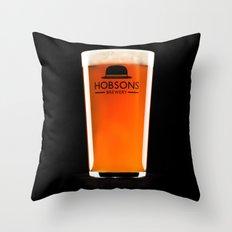 The Orange Pint Throw Pillow