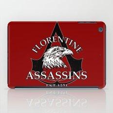 Florentine Assassins iPad Case