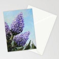 Springtime Lilacs Stationery Cards
