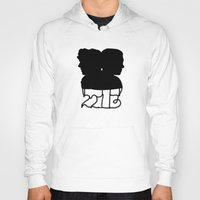 221b Hoodies featuring 221B by Jessica May