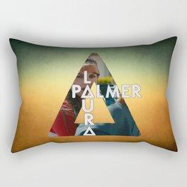 Bastille - Laura Palmer Rectangular Pillow