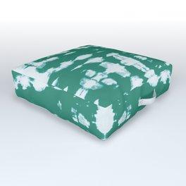 Kumo Jade Shibori Outdoor Floor Cushion
