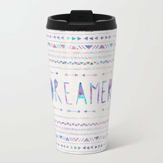 DREAMER Metal Travel Mug