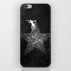 Stargazing iPhone & iPod Skin