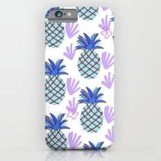 Blue Pineapple iPhone 6 Slim Case