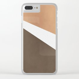 Pattern 2017 04 Clear iPhone Case