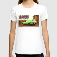 sandman T-shirts featuring Holden Sandman Adventure by Blulime