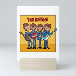 The Rutles Mini Art Print