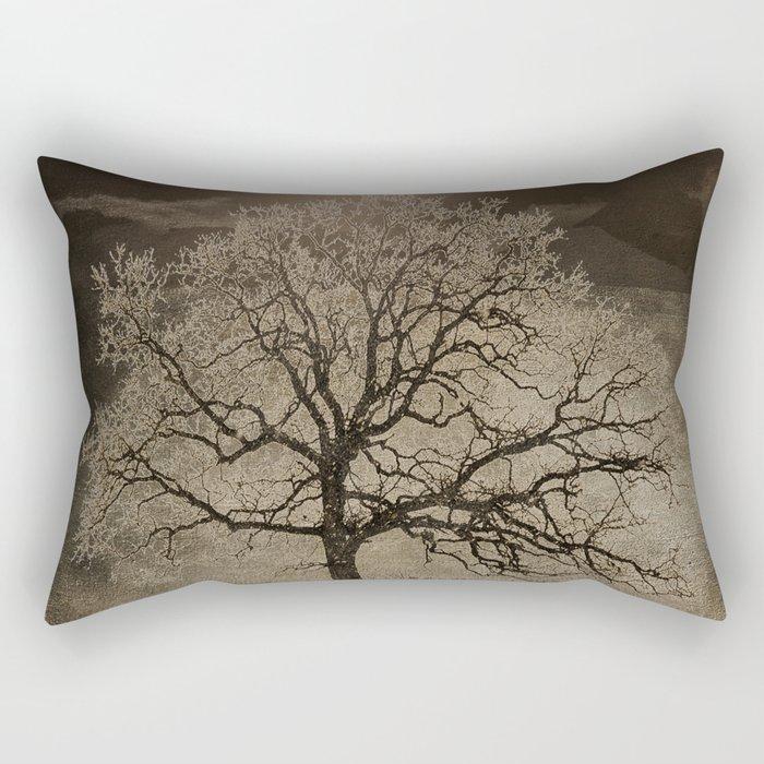 Sunset III Rectangular Pillow