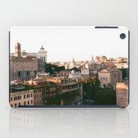 italy iPad Cases featuring italy by paulina