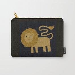 Grrr Lion Carry-All Pouch