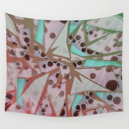 Shattered Glass Wall Tapestry