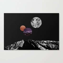 Space I Canvas Print