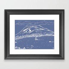 Napoli Framed Art Print