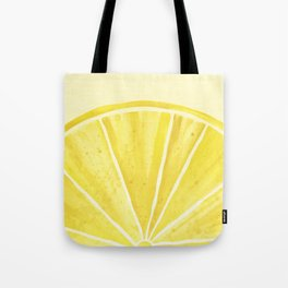 Lemony Goodness Tote Bag