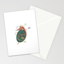 Simple Things Make Me Happy Stationery Cards