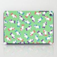 unicorns iPad Cases featuring Unicorns! by Kashidoodles Creations