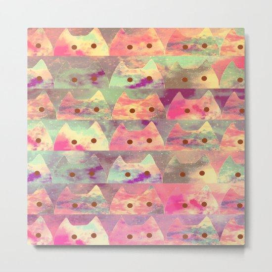 cats-339 Metal Print