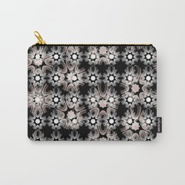 Abstract geometric pattern.7 Carry-All Pouch