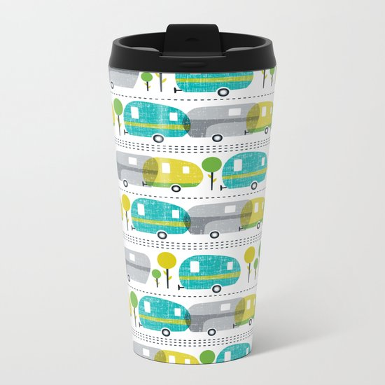 Caravan Metal Travel Mug
