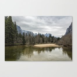 Just Another Place in My Heart Canvas Print