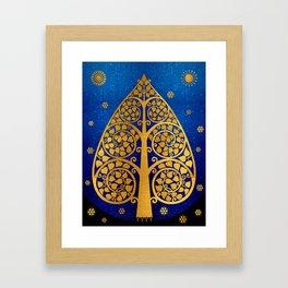 Bodhi Tree0503 Framed Art Print