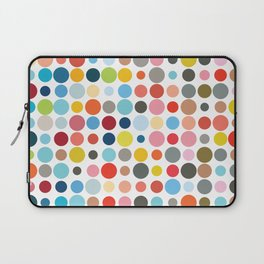 Tangled Up In Colour Laptop Sleeve