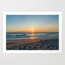 Canaveral Sunrise Art Print
