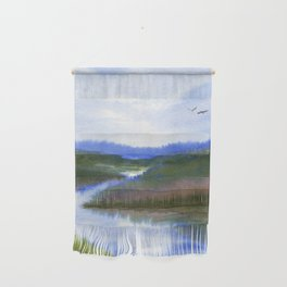 River Wall Hanging