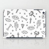 jane eyre iPad Cases featuring JANE by Brukk