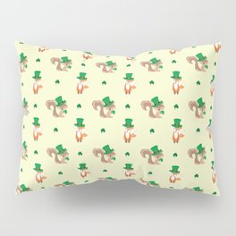 ANIMALS WITH HATS Pillow Sham