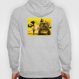 Furiosa - Mad Max Fury Road Hoody